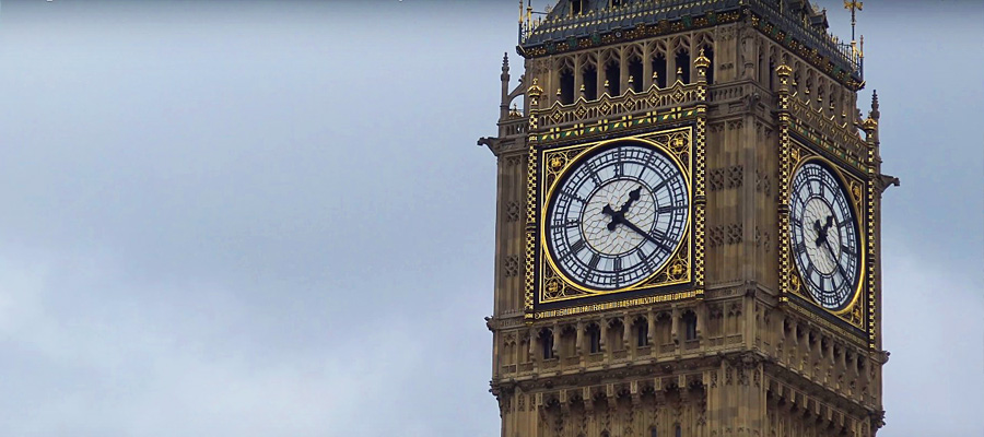 in which country is big ben located