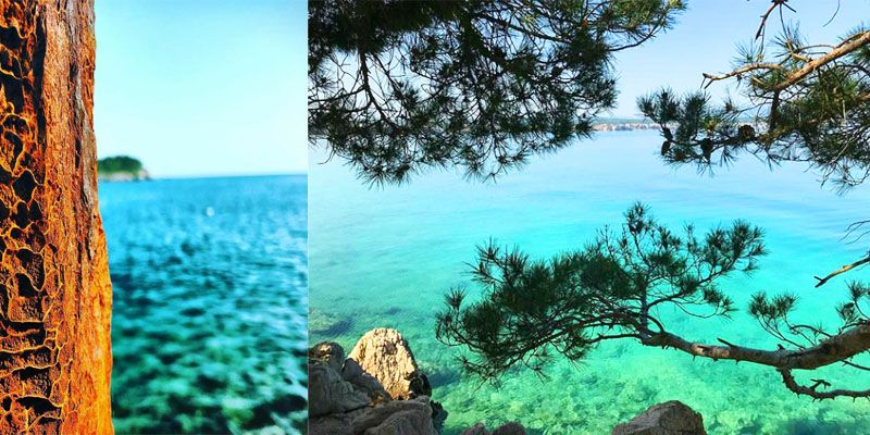 Croatia. Holiday in Croatia. The wether in Croatia.