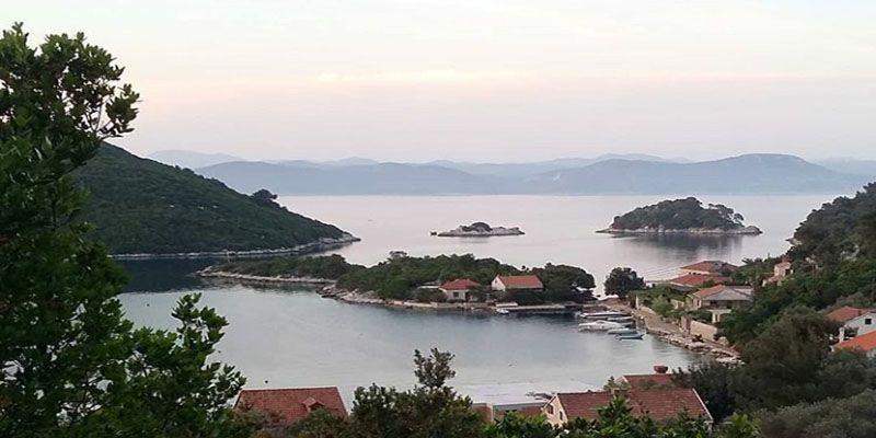 Croatia. Holiday in Croatia. Sightseeing