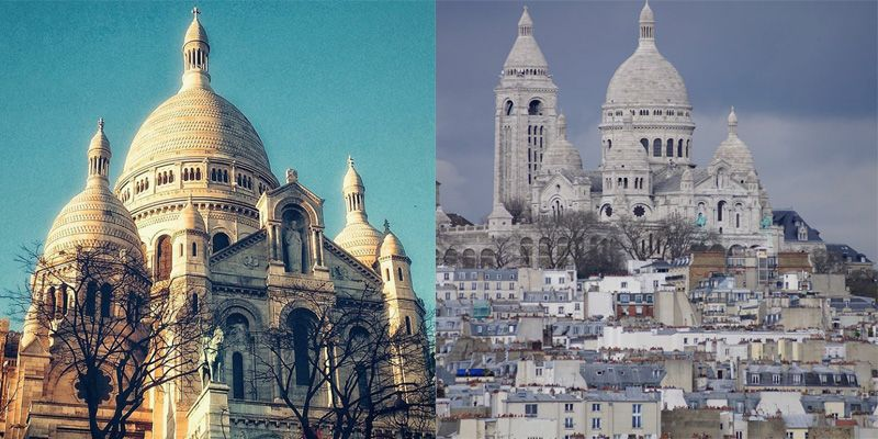 France. Attractions list. Cathedral Basilica.