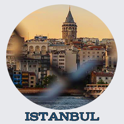 Istanbul - top 100 things to see, restaurants, museum