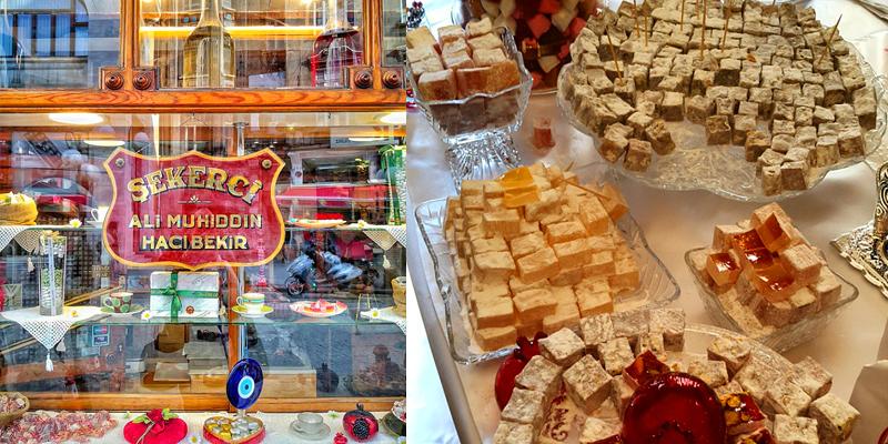 Стамбул уличная еда, закуски, кафе