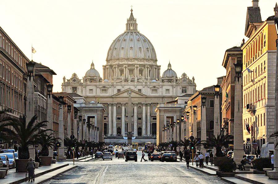 Italy.Vatican