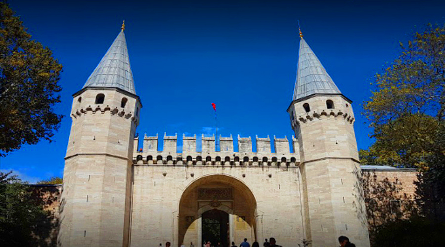 Museums in Istanbul - Topkapi palace